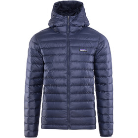 Patagonia M's Down Sweater Hoody Classic Navy